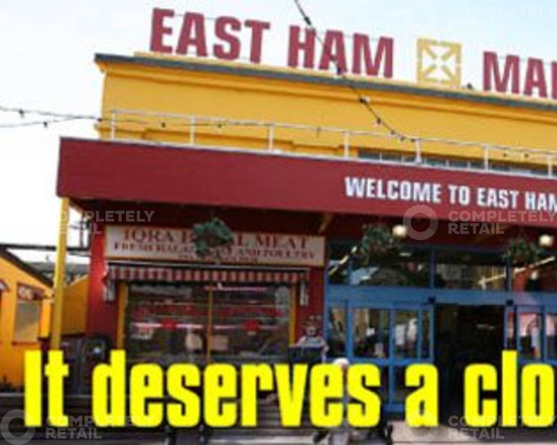 East Ham Market Hall