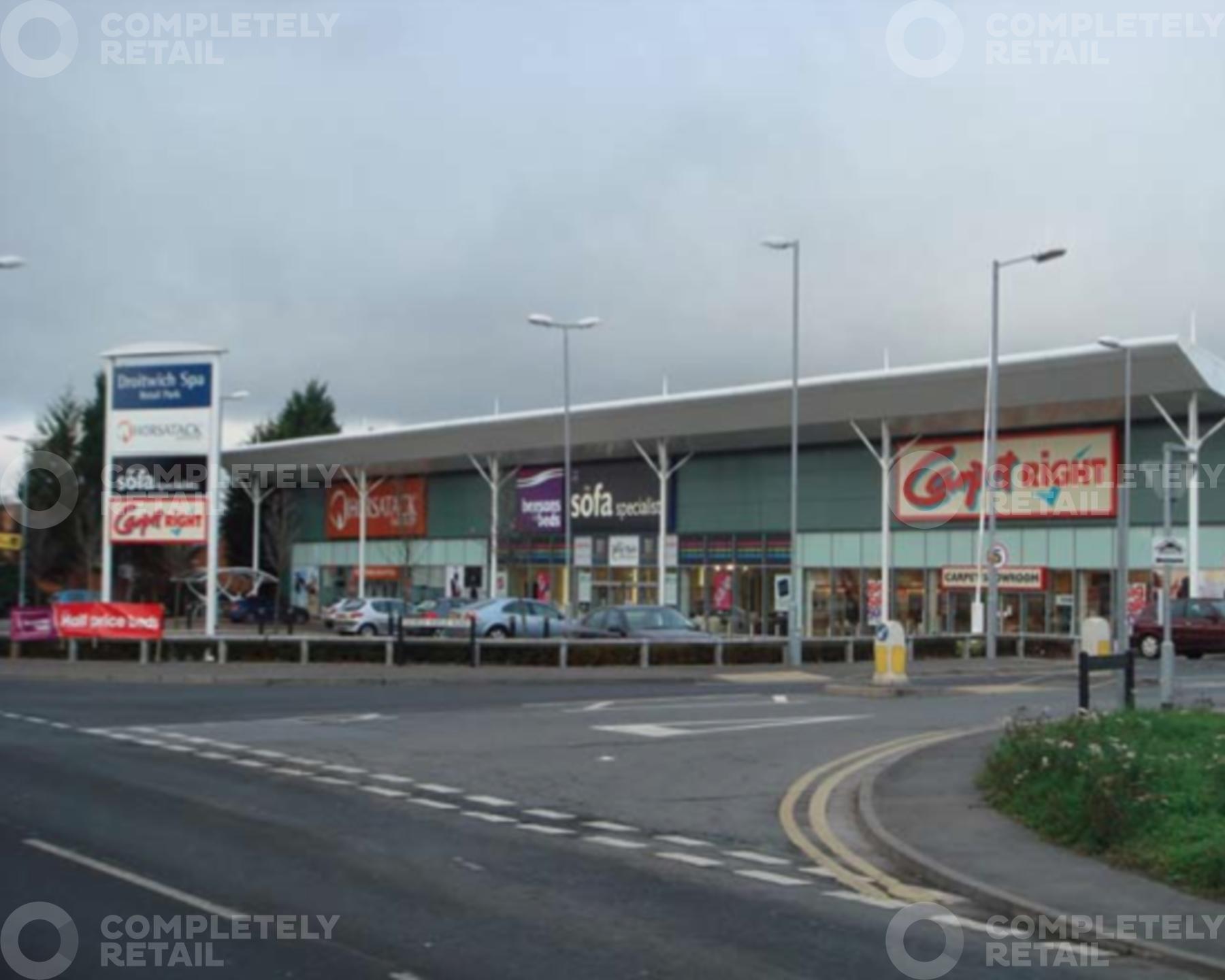 Droitwich Spa Retail Park