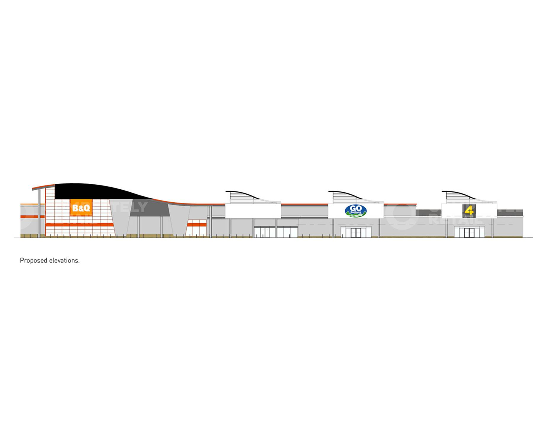 The Spires Retail Park