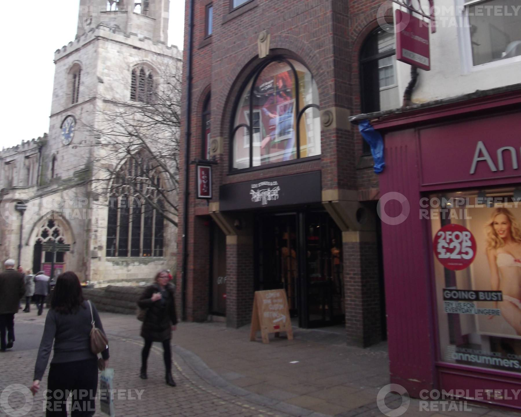 17-18 High Ousegate and 19 Coppergate