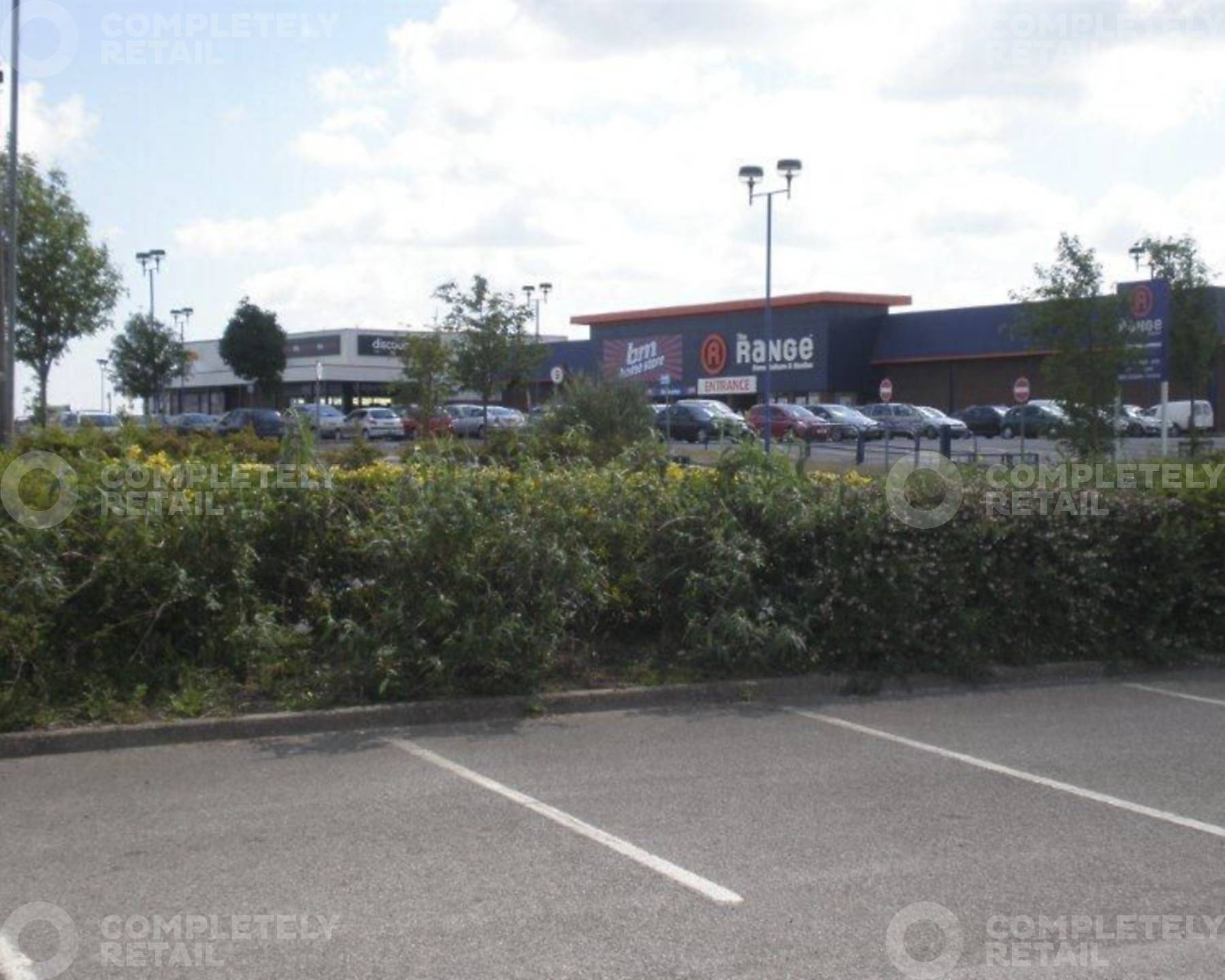 Portrack Shopping Park