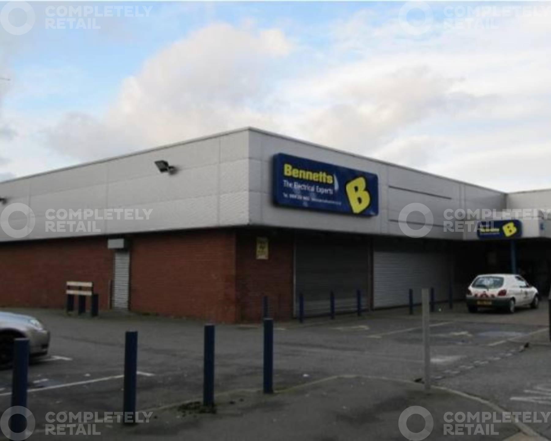 Britannia Retail Park