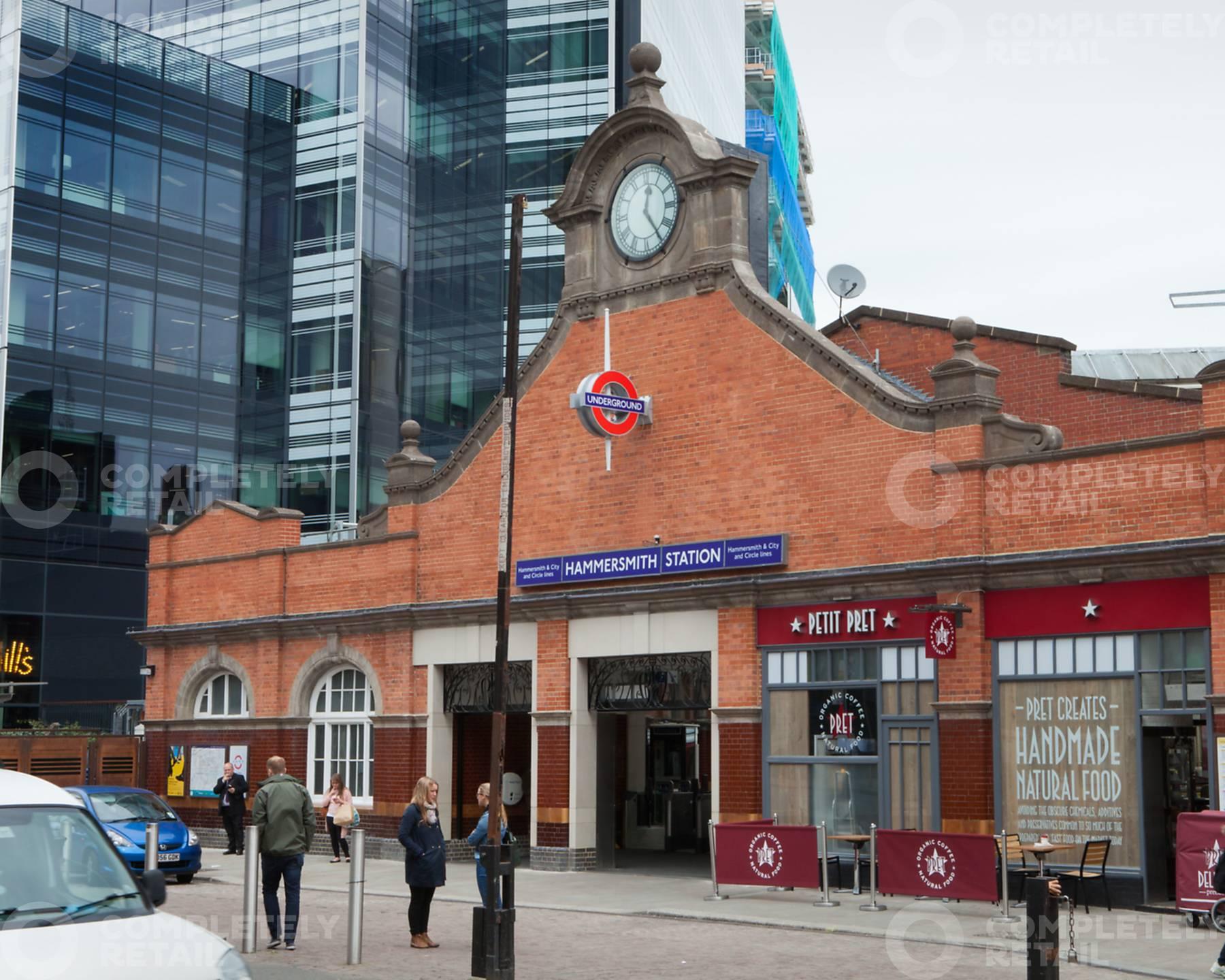 Hammersmith Station, Hammersmith - Completely Property