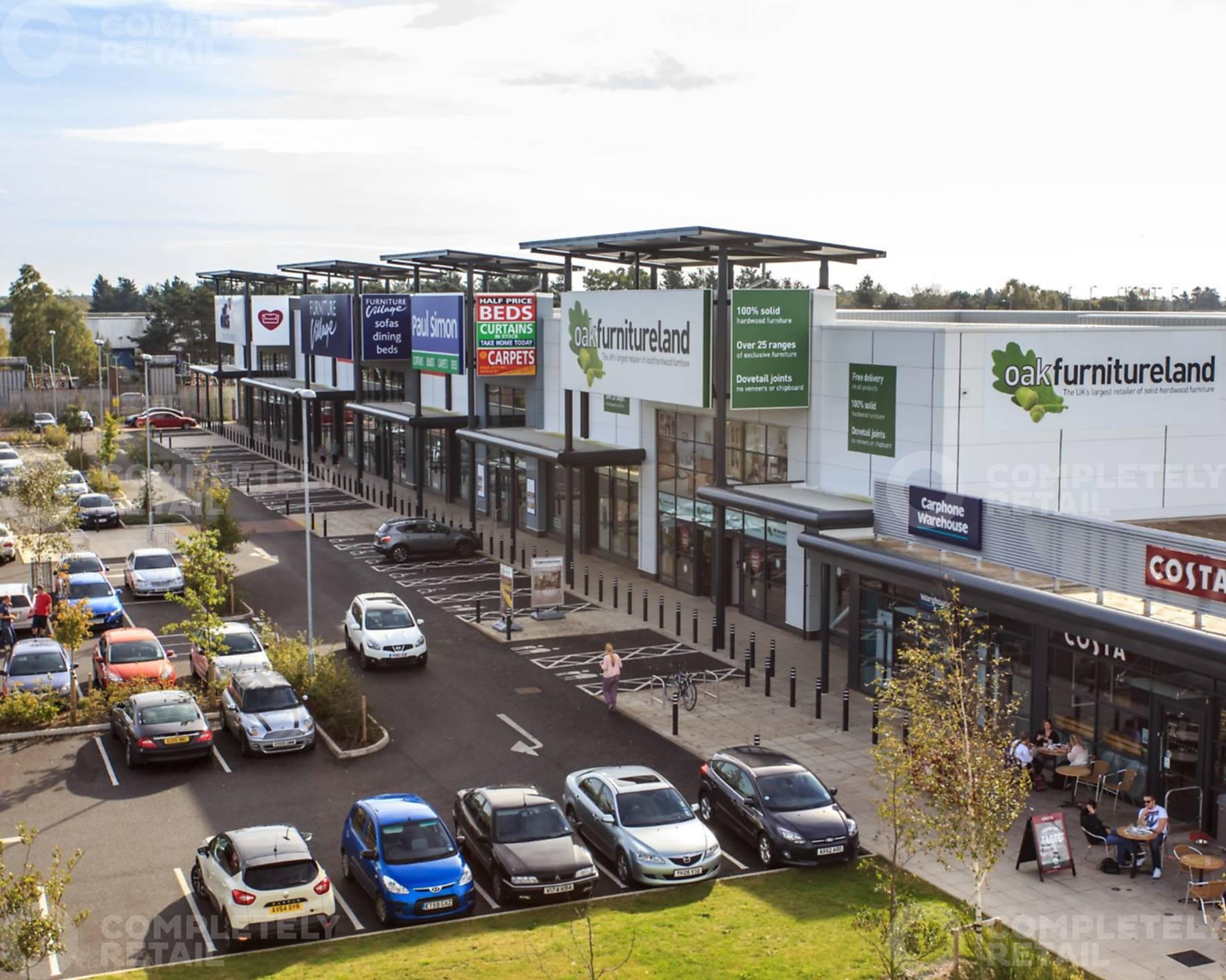 Futura Retail Park