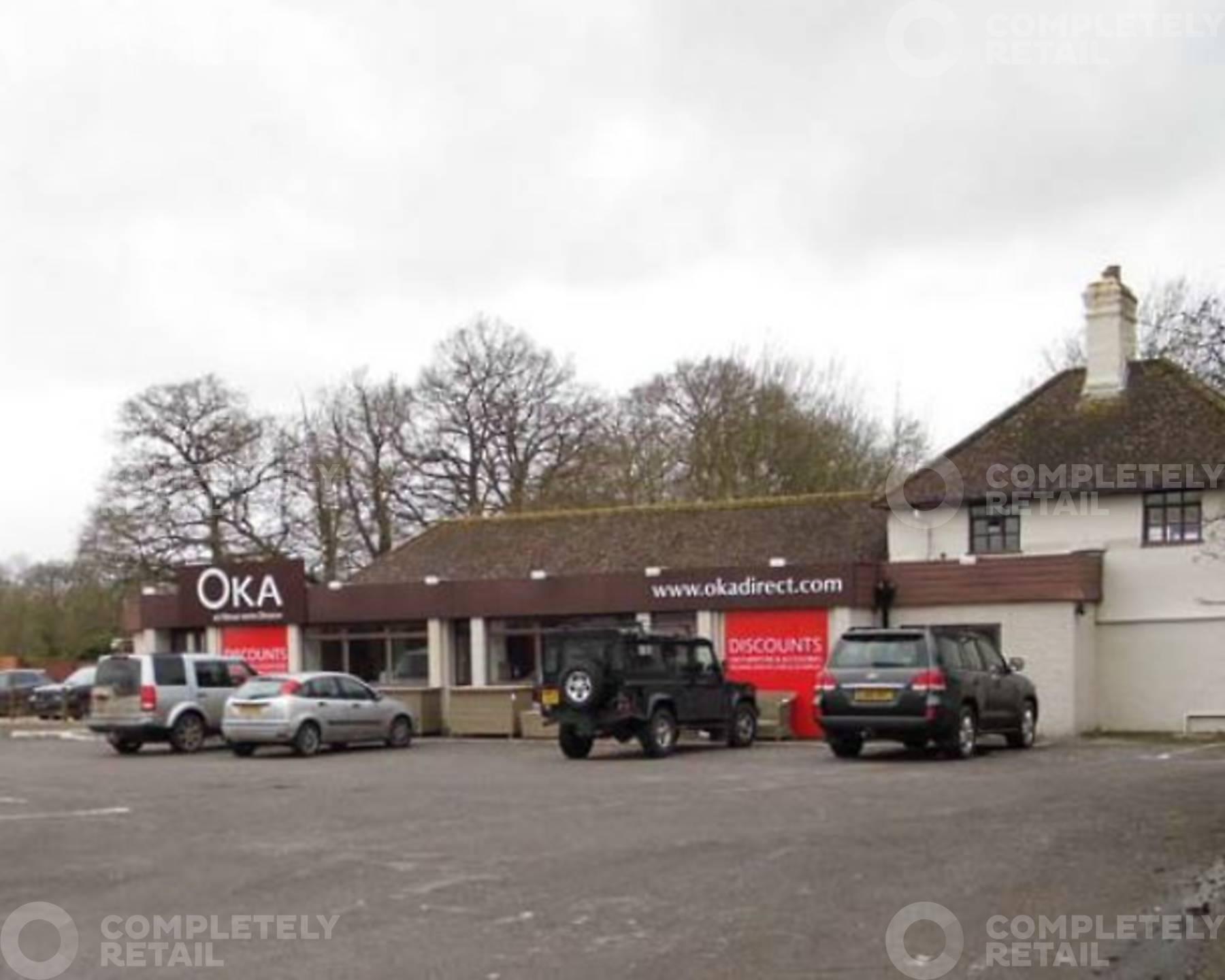 Eastbourne Road - Roadside Store