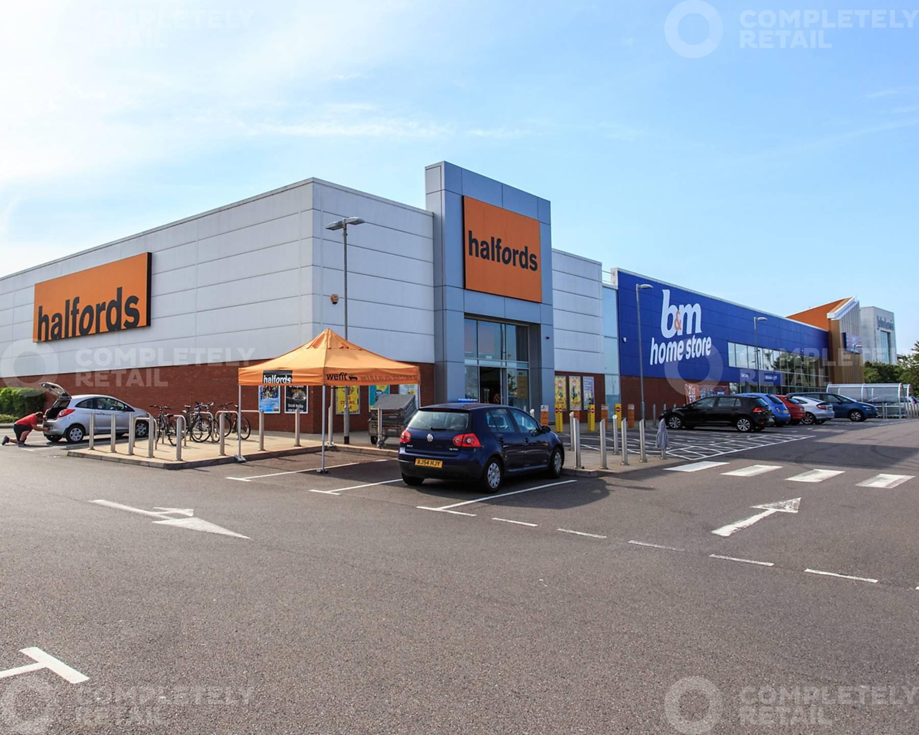 Centaurus Retail Park - Units 3A & 3B