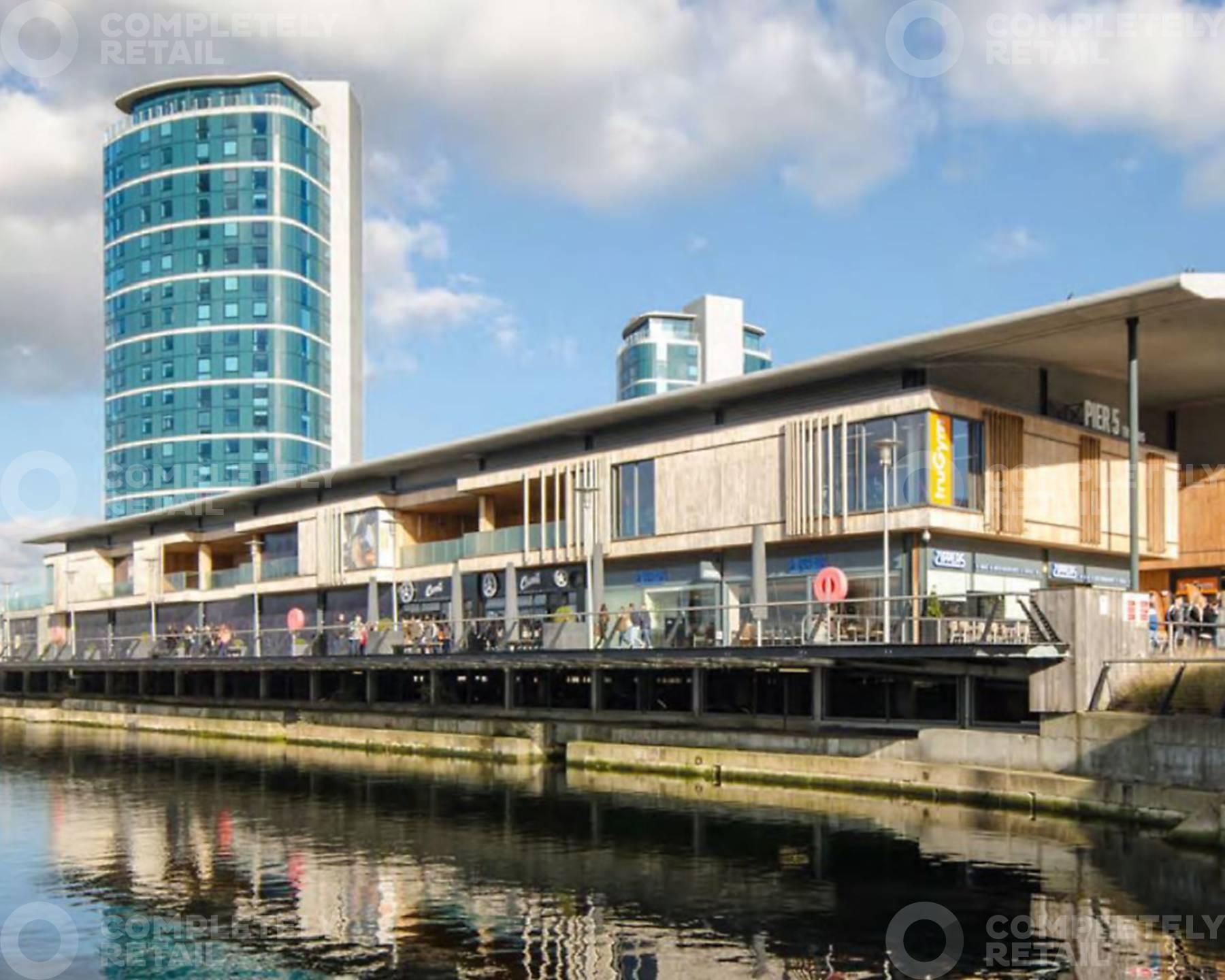 Pier 5, The Quays