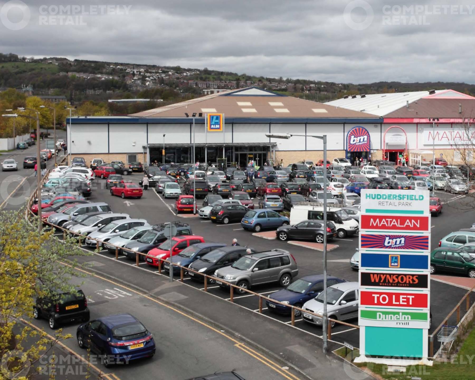 Huddersfield Retail Park
