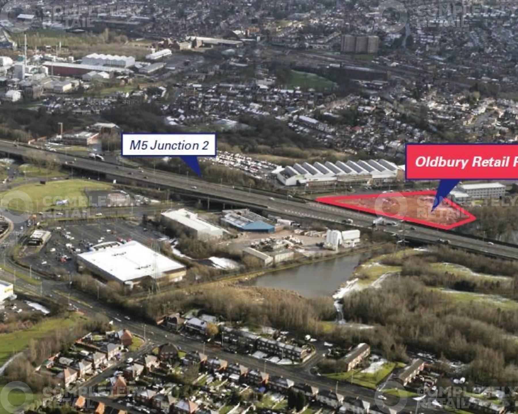 Oldbury Retail Park