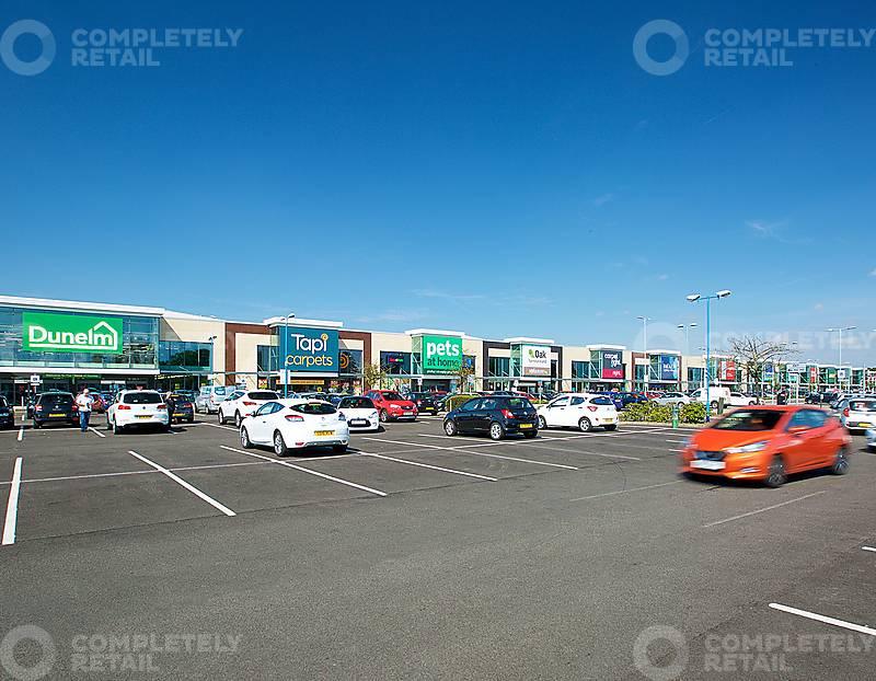 Csp Junctionnine Retail Park