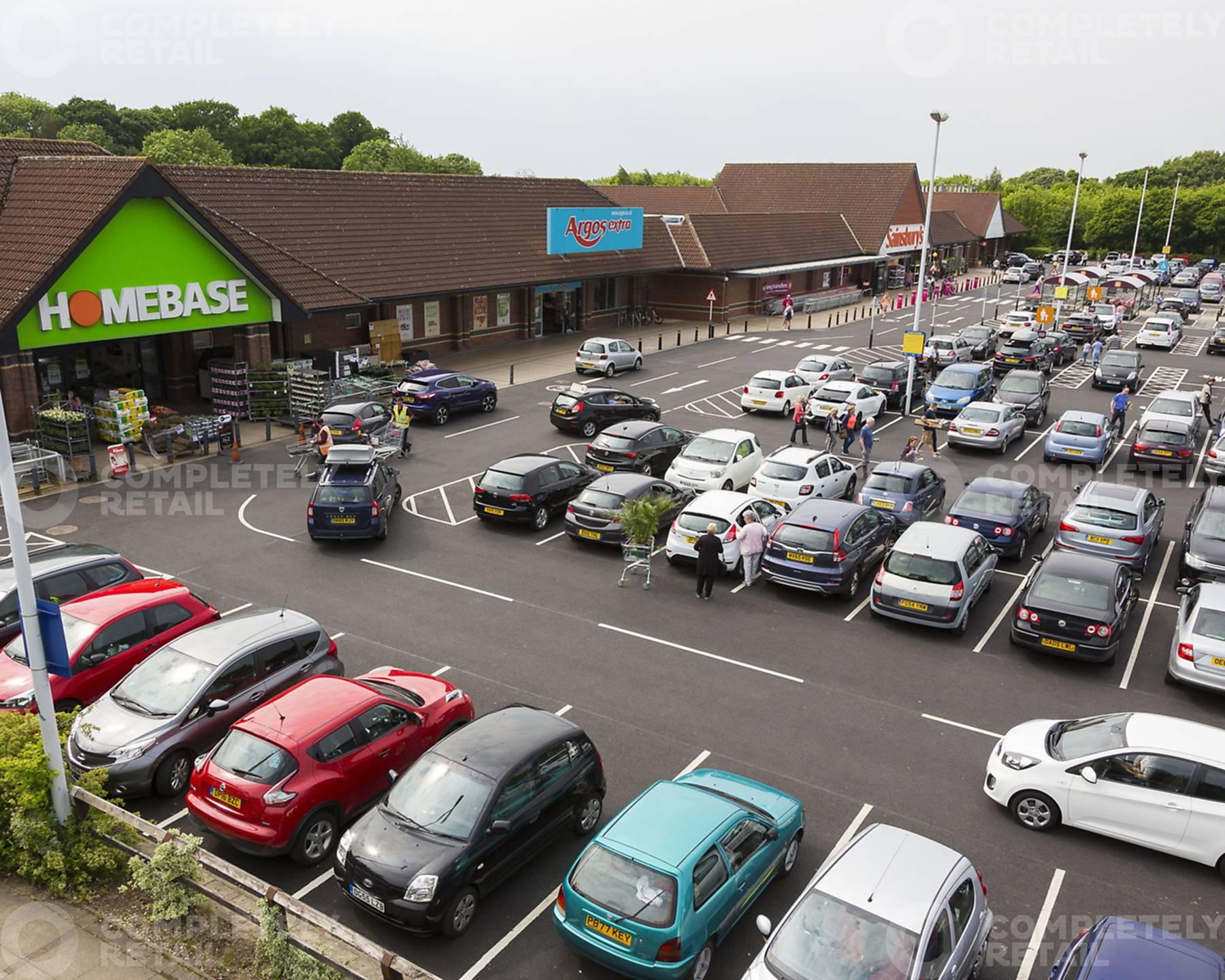 Upton Retail Park
