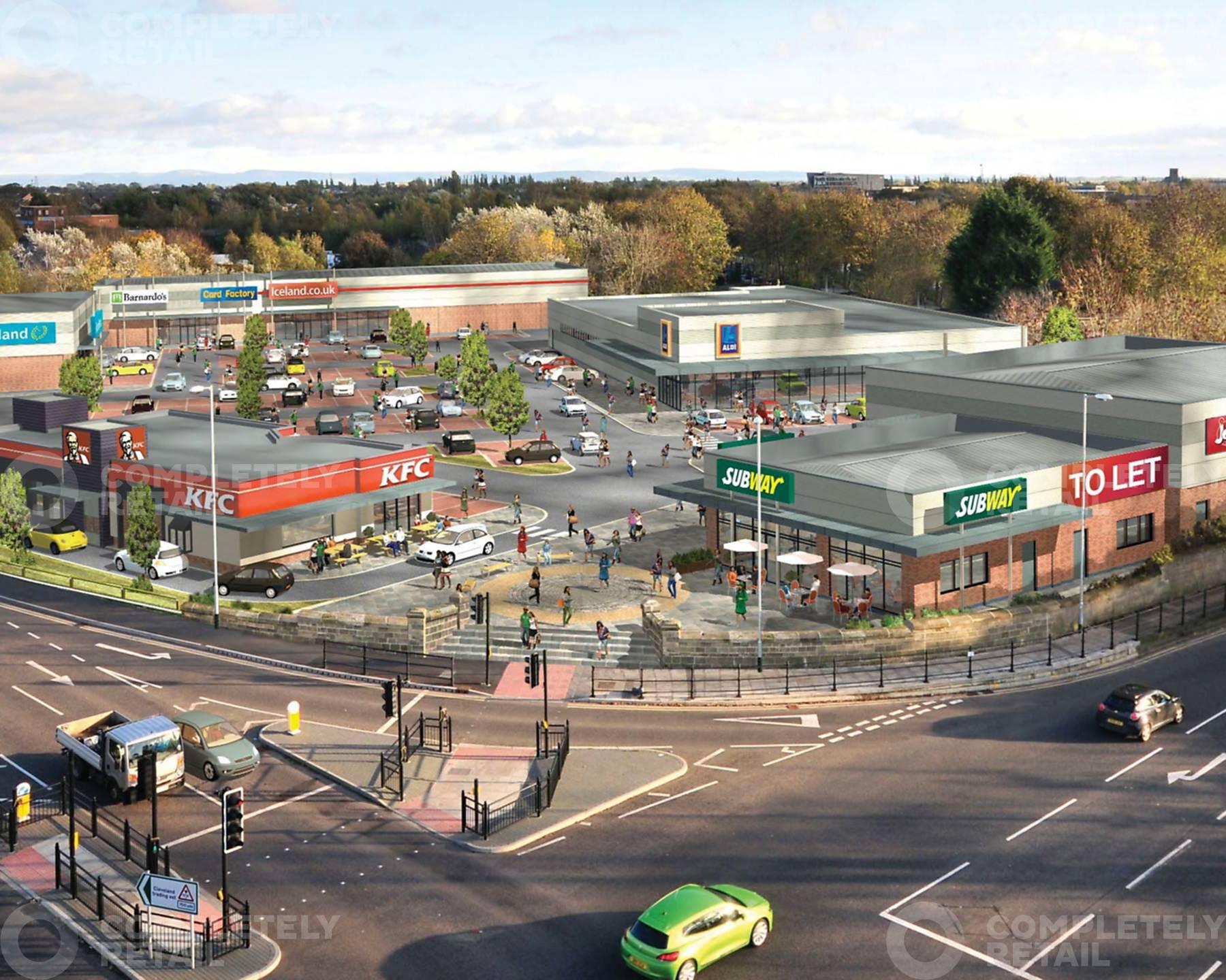 Darlington North Retail Park