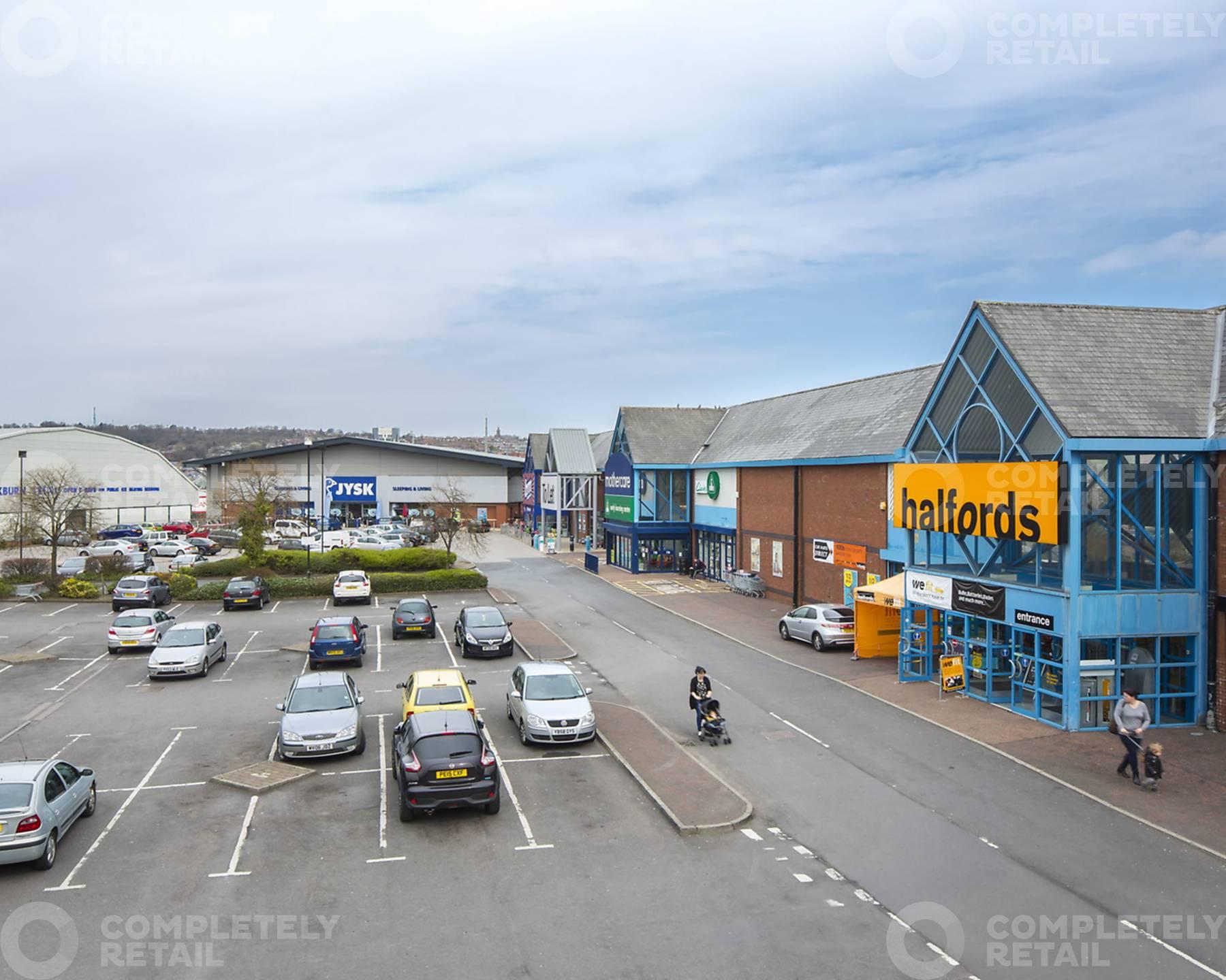 Blackburn Retail & Leisure Park
