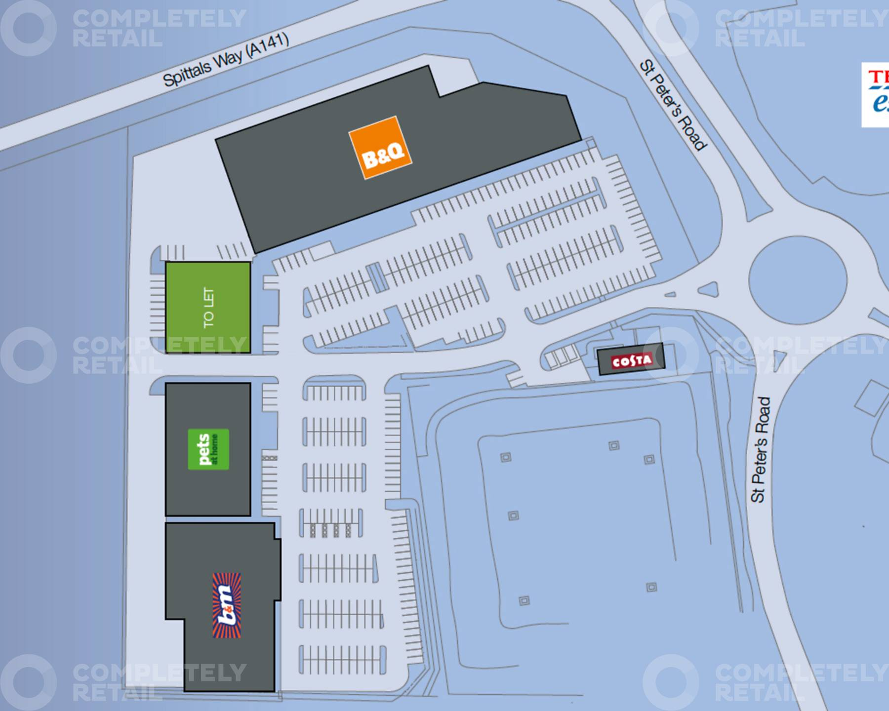 Huntingdon Retail Park