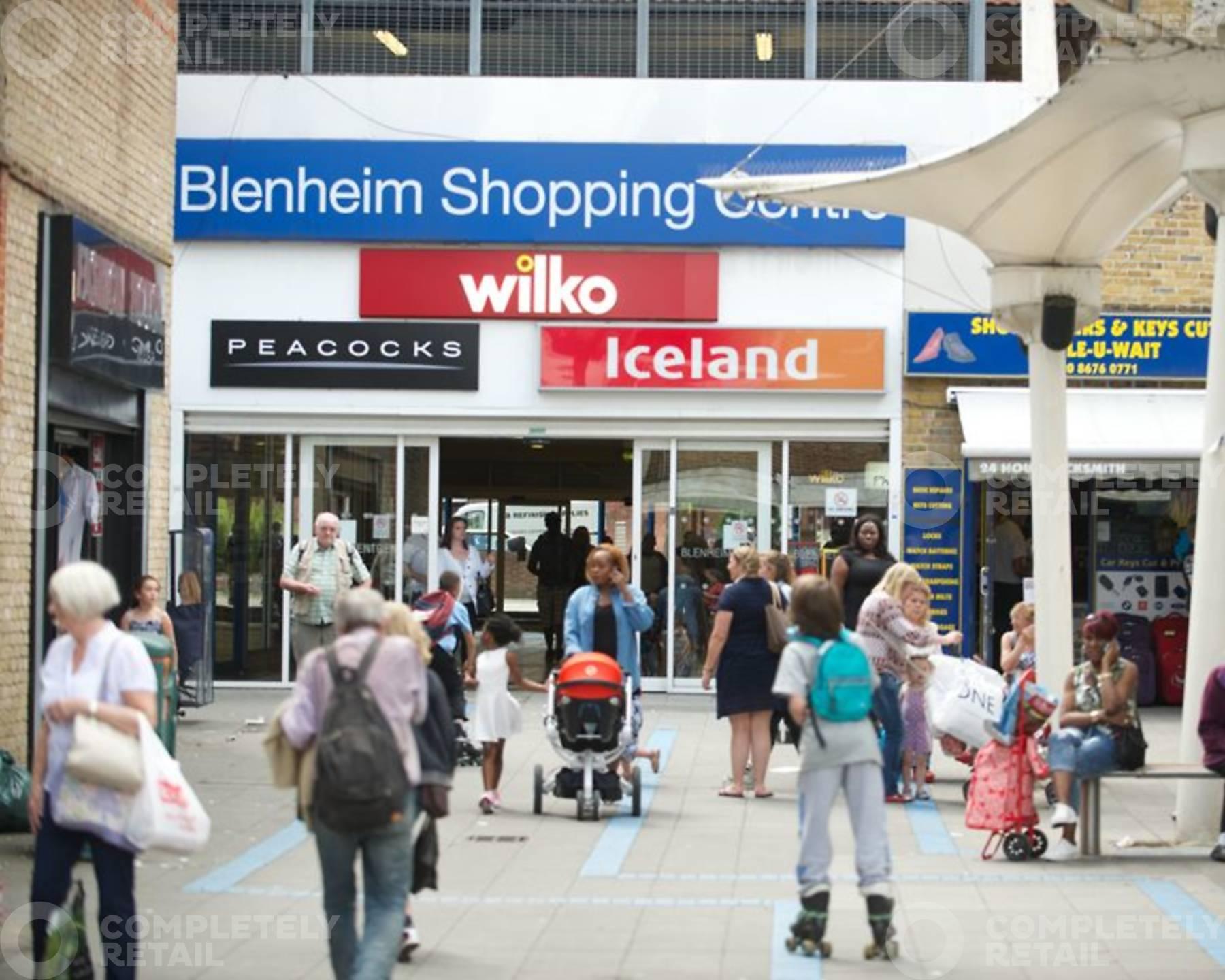 Blenheim Shopping Centre