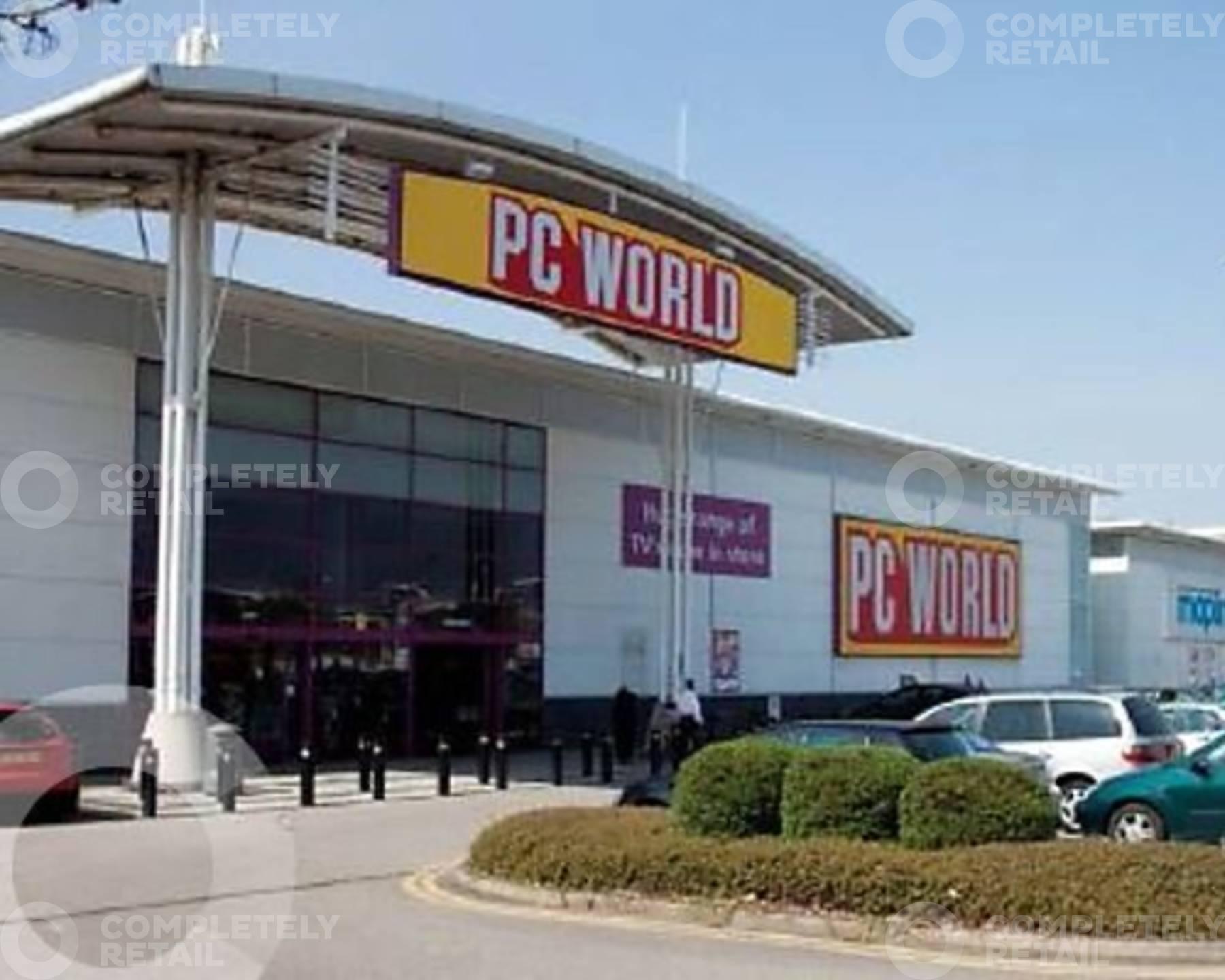 Beckton Triangle Retail Park - Unit 1
