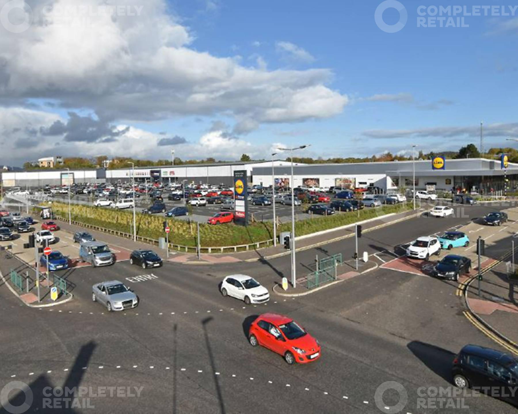 Renfrew Road Retail Park Paisley Paisley Completely Property
