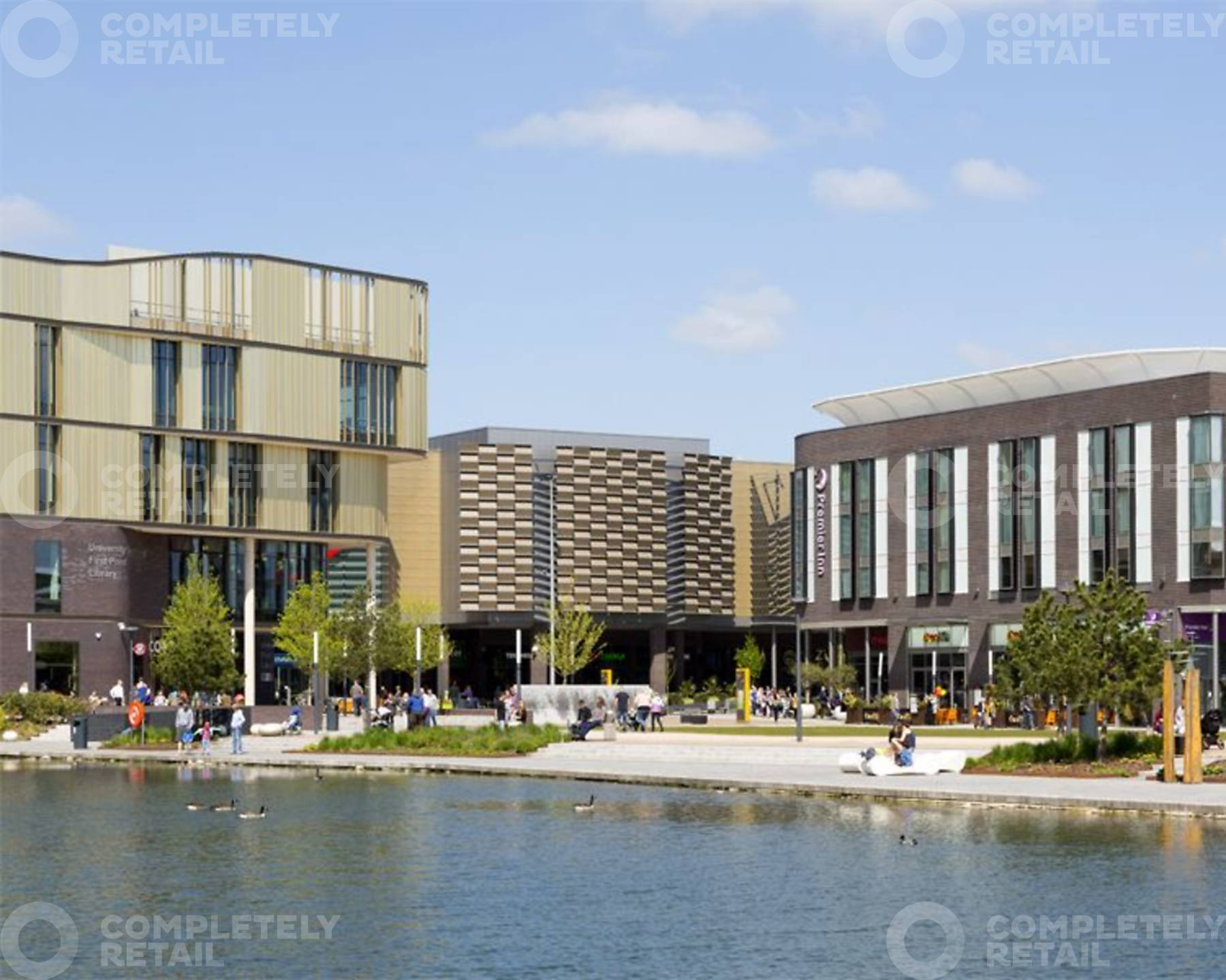 Southwater Square Leisure