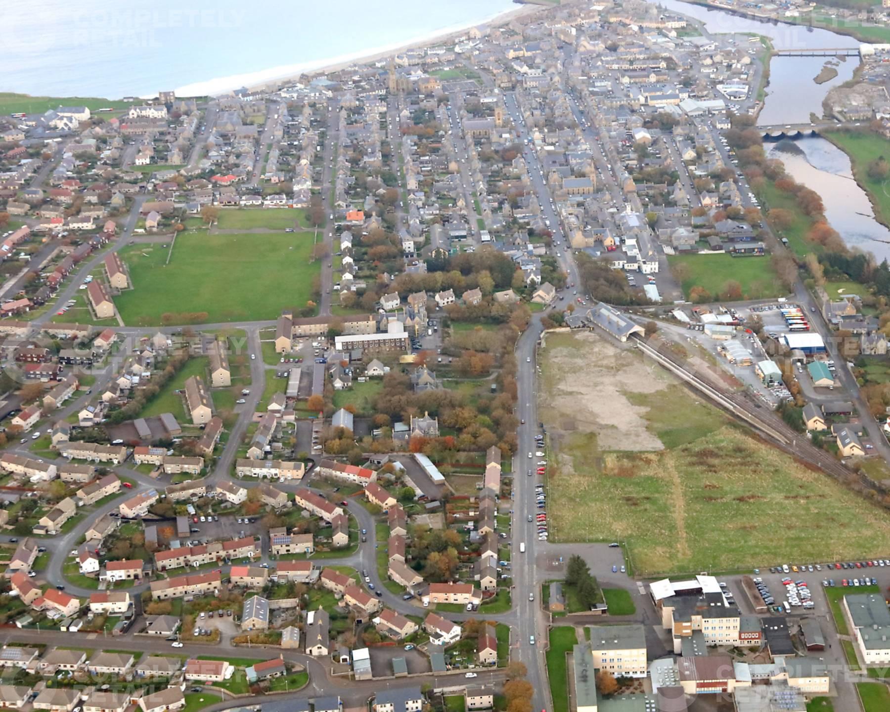 Thurso Retail Park - Proposed Development
